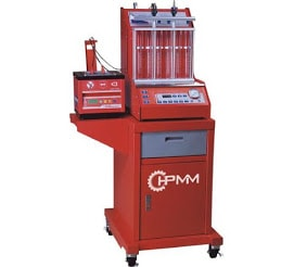Fuel injector, tester and cleaner