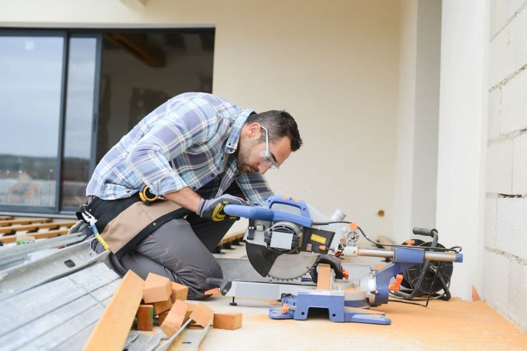 construction-worker-working-with-cutting-machine